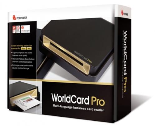 Worldcard Pro Penpower